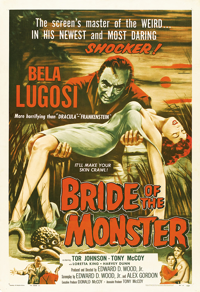 Bride of the monster essay